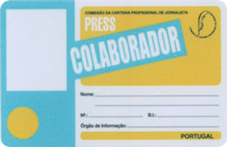 Collaborator ID Card
